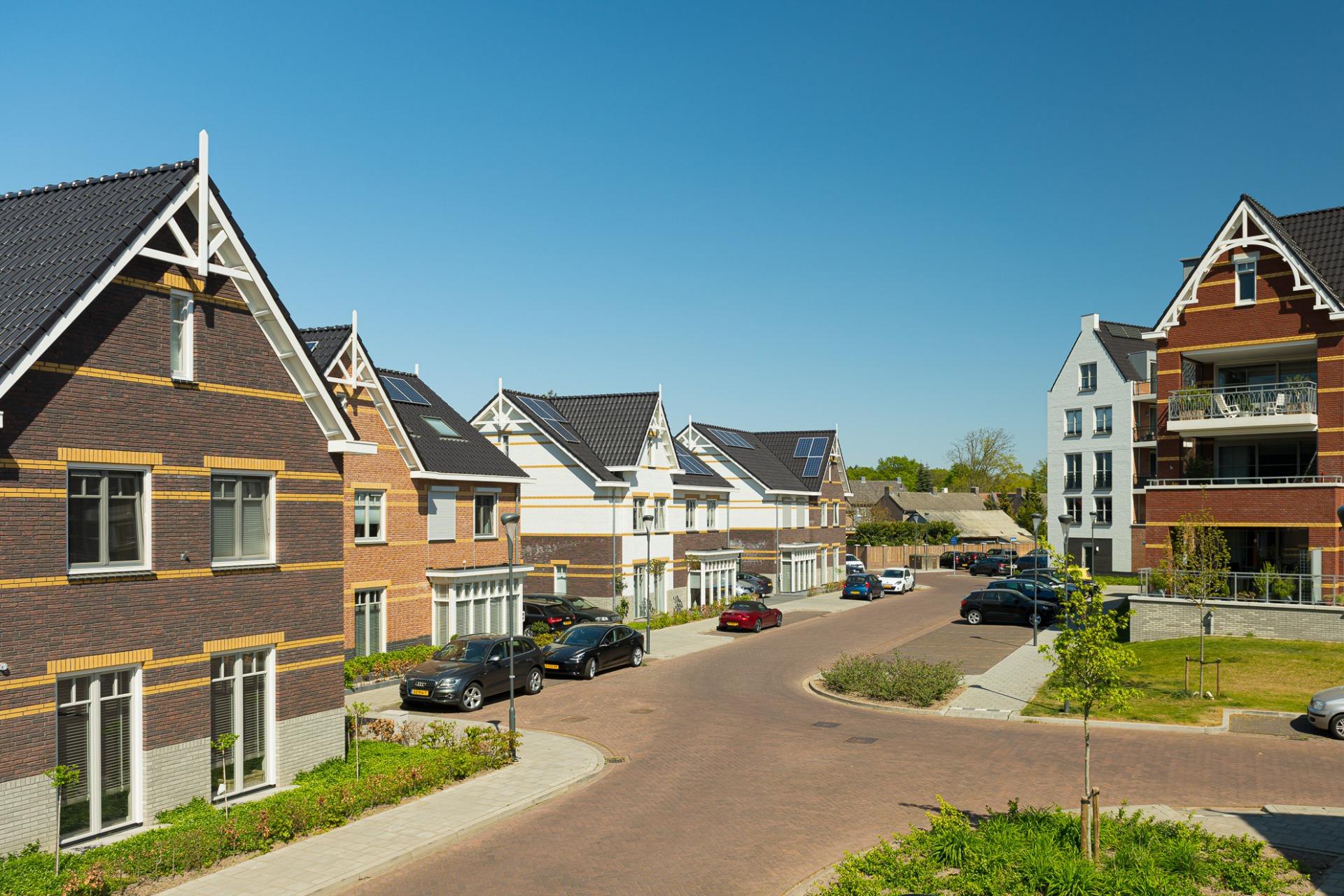 koopwoningen Sint Michielsgestel Van der Heijden bouw en ontwikkeling