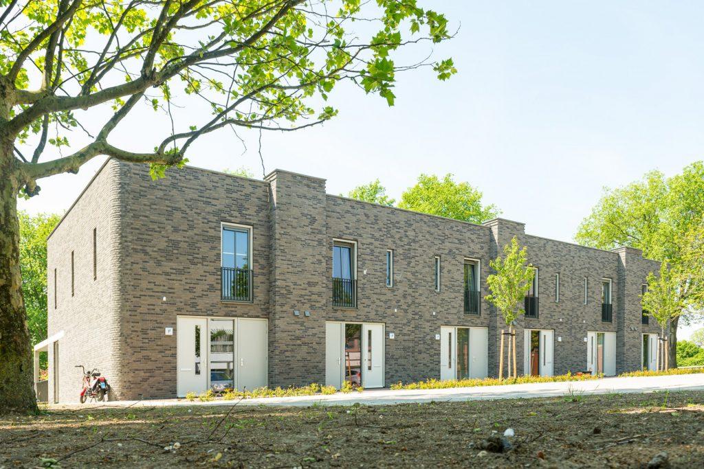 69 woningen Evertsenstraat Veghel