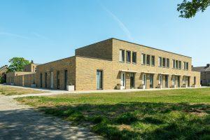 Nieuwbouw 69 sociale huurwoningen Jan van Galenstraat Veghel Van der Heijden