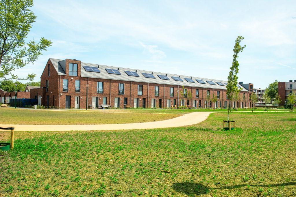 41 sociale huurwoningen Cuijk - Van der Heijden