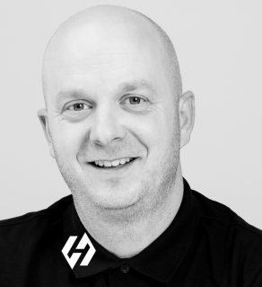 Ferry Verstappen, Commercieel manager Van der Heijden