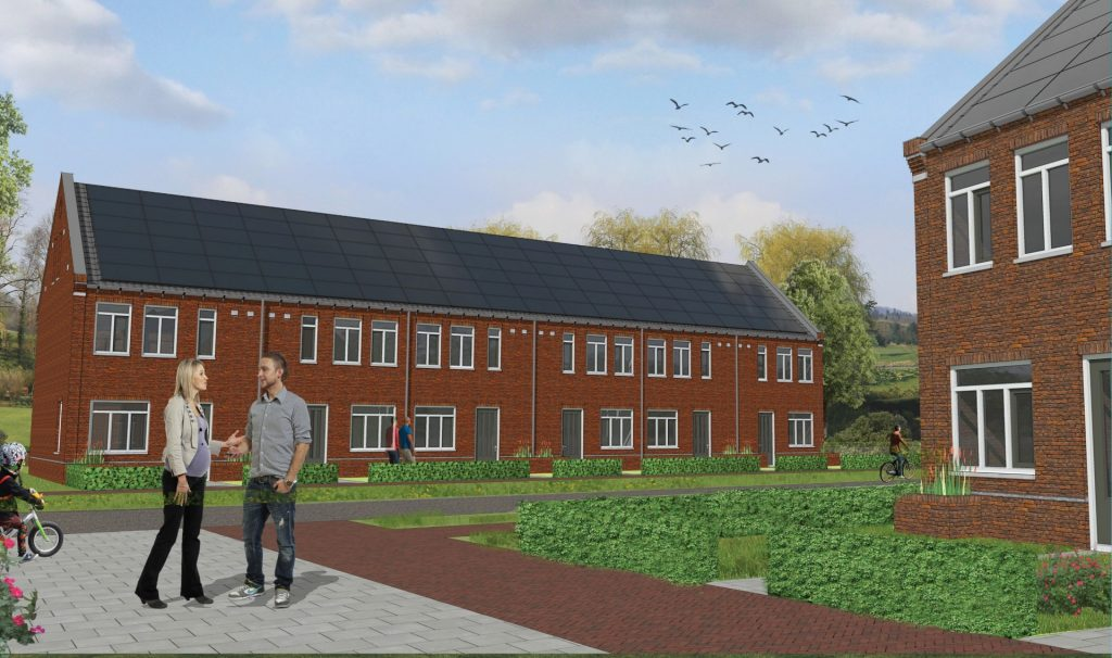 Nieuwbouw Kaatsheuvel Van der Heijden