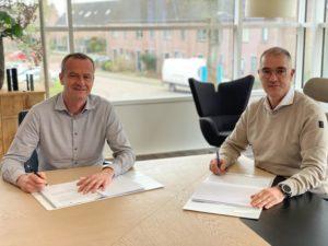 Ondertekening Bedrijfspand Van Iersel