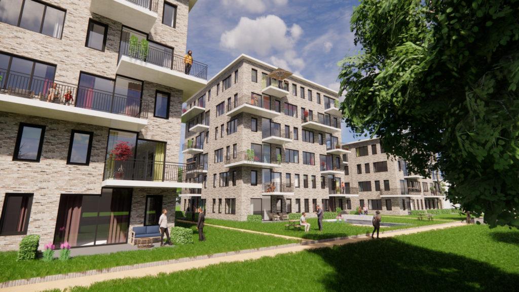 67 appartementen Jagerskade Utrecht